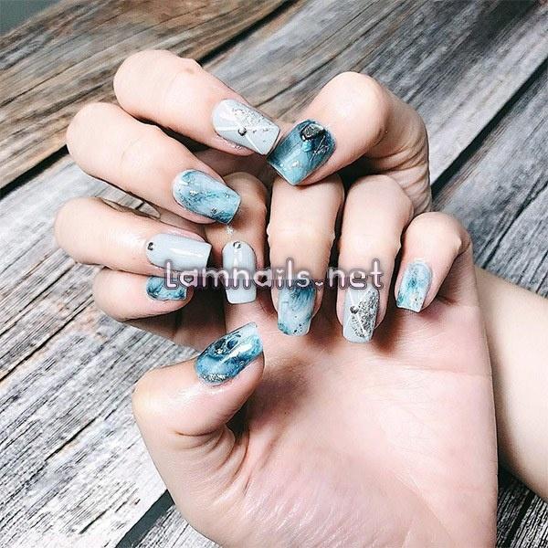 Mẫu Nail Đẹp: Lỗi thường gặp và cách khắc phục khi tự sơn móng, xu hướng làm nail 2021