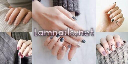 Phong cách nail: Điểm qua 3 phong cách nail cực hot của sao Hàn, xu hướng nail 2021