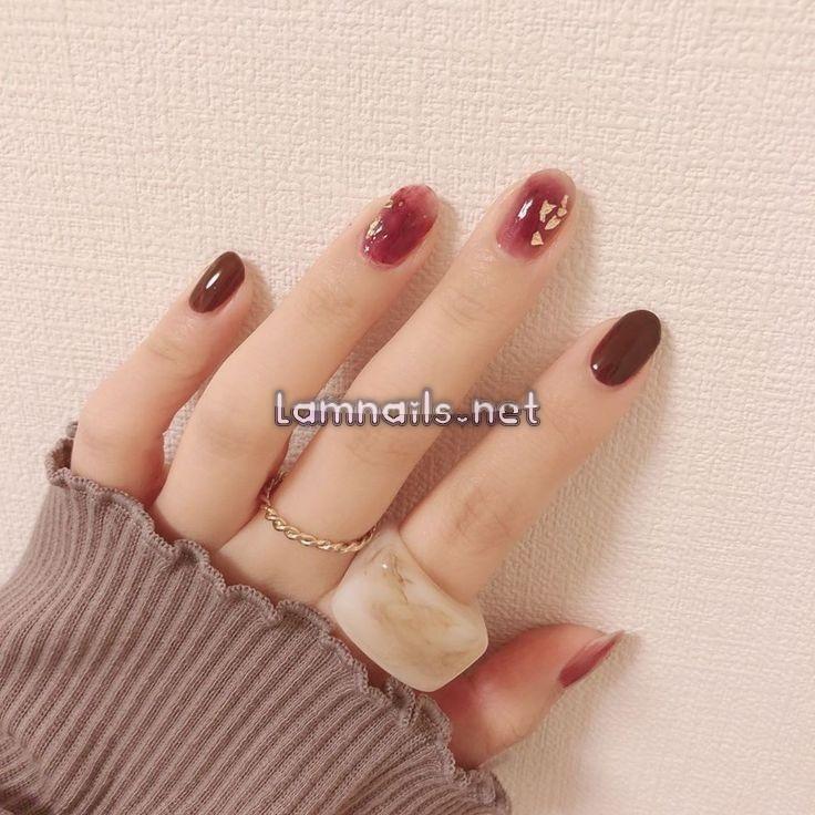 Mẫu Nail Đẹp: Học làm nail lấy cảm hứng từ BST thời trang, xu hướng nail 2021