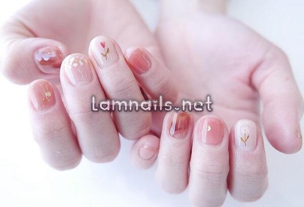 Mẫu Nail đẹp: Mẫu nail pastel, xu hướng nail 2021, hướng dẫn vẽ móng pastel cho nàng cute