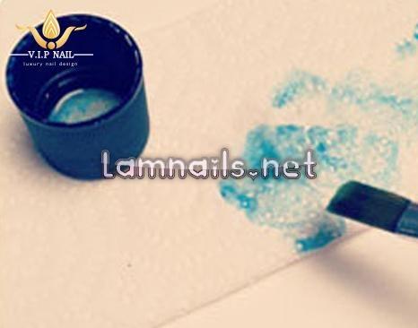 nail 4 sắc xanh - baogiadinh.vn