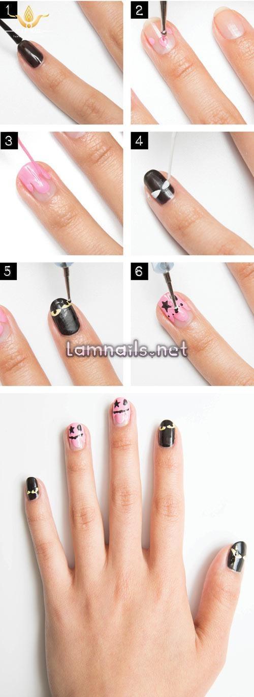 Mẫu Nail Đẹp: Học vẽ nail cho tay xinh tai nhà khiến chàng mê mẩn, Xu hướng nail 2021