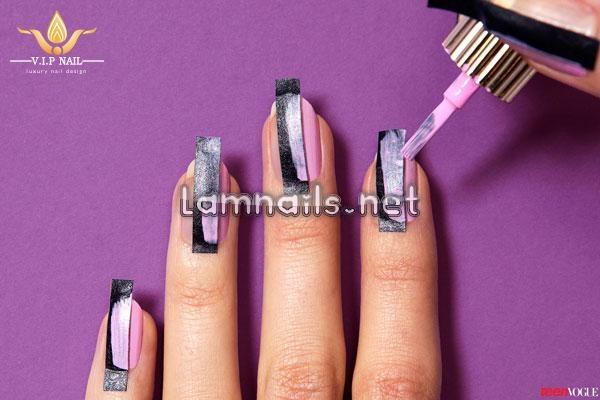 Học vẽ nail màu Pastel - baogiadinh.vn