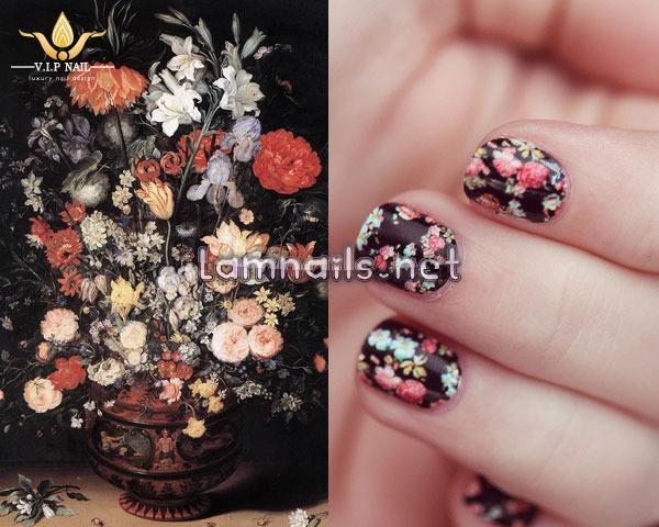 Khám phá mùa thu qua những mẫu nail tuyệt đẹp