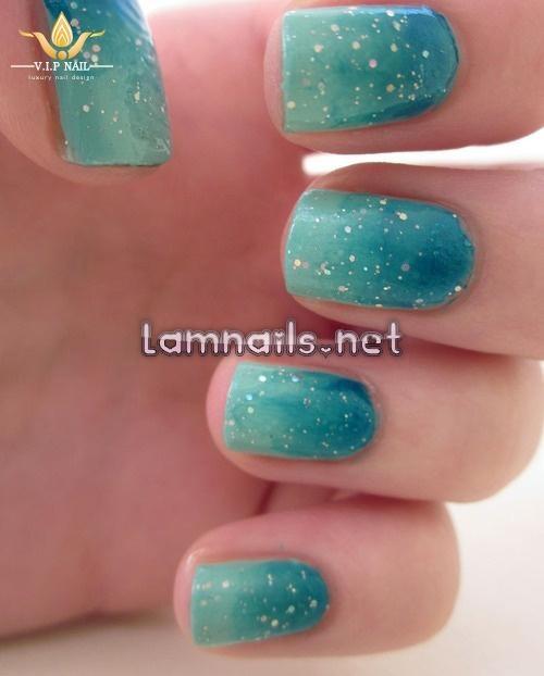 mẫu nail màu pastel cho cô dâu - baogiadinh.vn