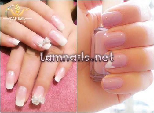 Mẫu Nail Đẹp: Mẫu nail màu pastel đẹp nhẹ nhàng cho cô dâu nổi bật, xu hướng nail 2021