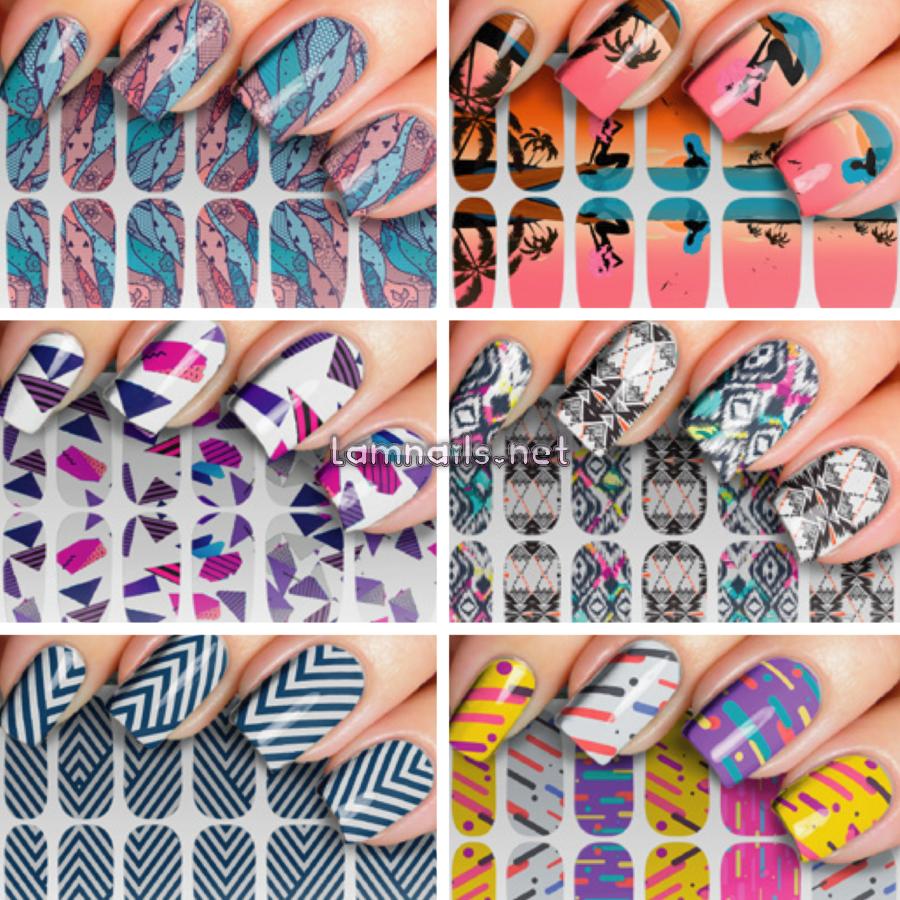 Mẫu Nail Đẹp: Ứng dụng kĩ thuật Scratch Art nail nghệ thuật, xu hướng nail 2021