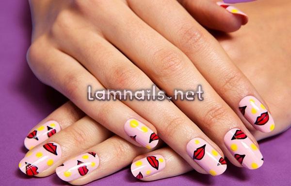 Top 555 mẫu nail hot hiện nay: Cách Lên ý tưởng nail cho bạn bộ móng xinh dễ thương