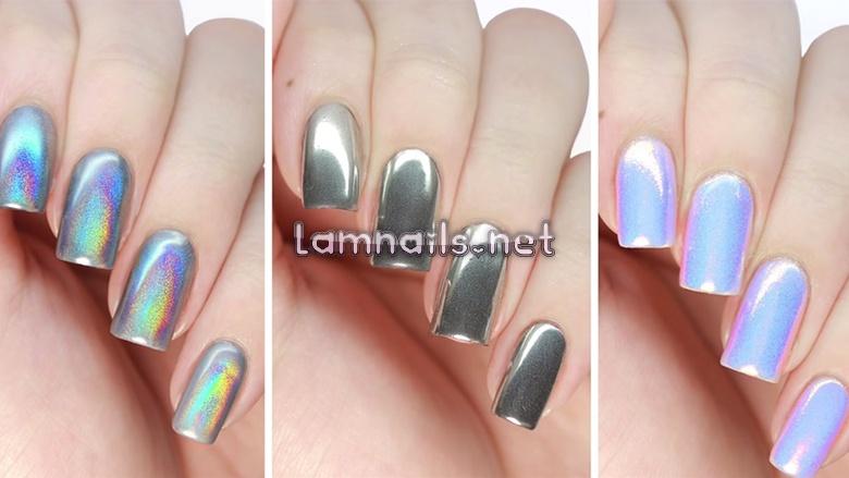 Mẫu Nail Đẹp: Top 5 kiểu nail ấn tượng cho bạn gái diện Thu Hè, xu hướng nail 2021