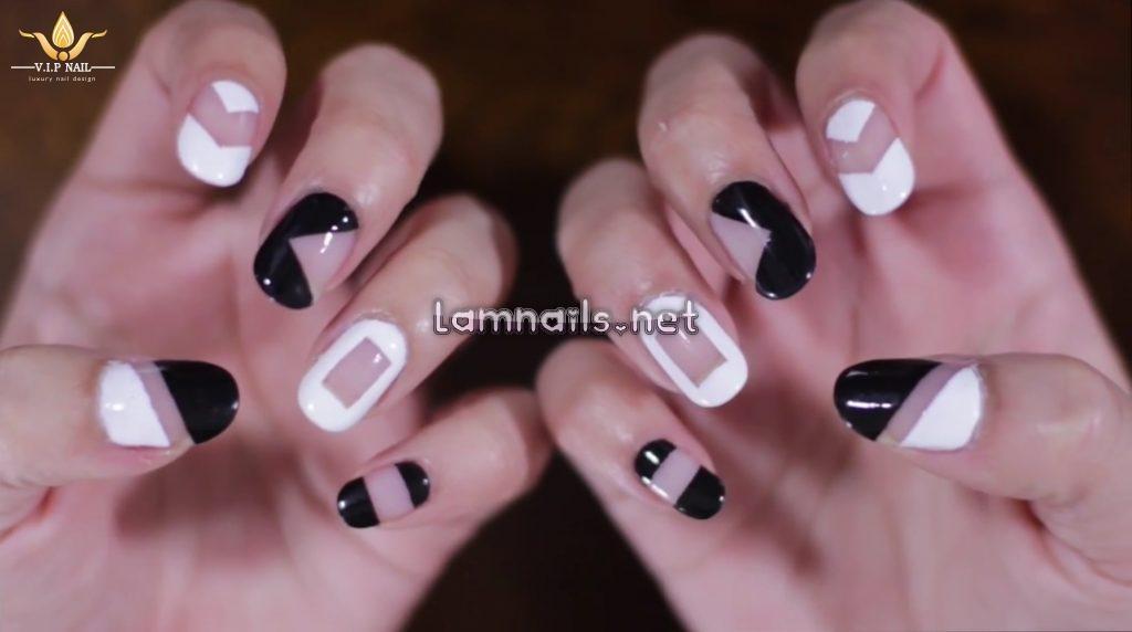 Video hướng dẫn vẽ nail cut out phá cách mới lạ - baogiadinh.vn
