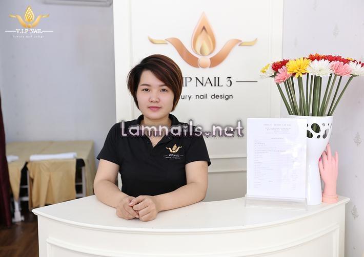 VIP NAIL- Trung tâm dạy vẽ móng tốt nhất Hà Nội