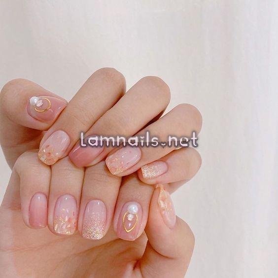 1001 mẫu nail đẹp nhẹ nhàng 2021