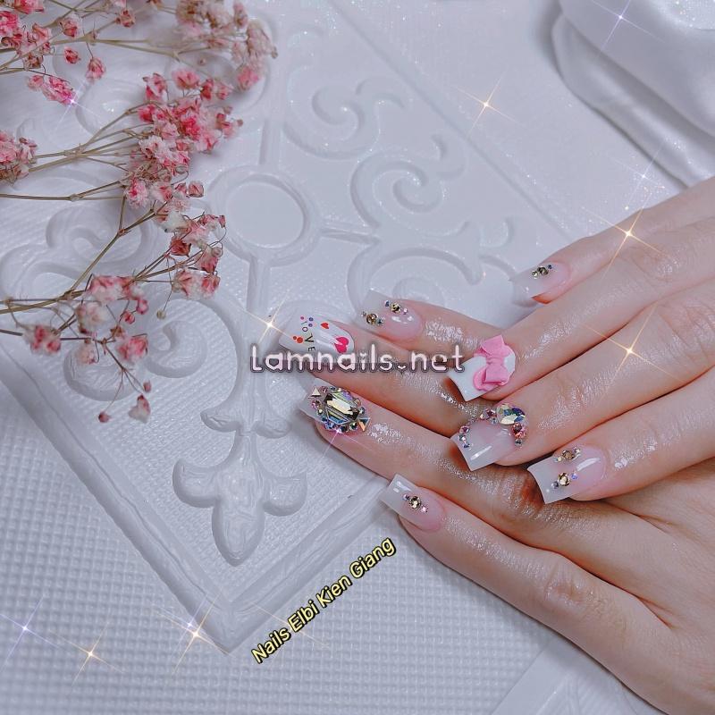 Xếp hạng 6 tiệm nail Rạch Giá, Kiên Giang đẹp và chất lượng nhất năm 2021