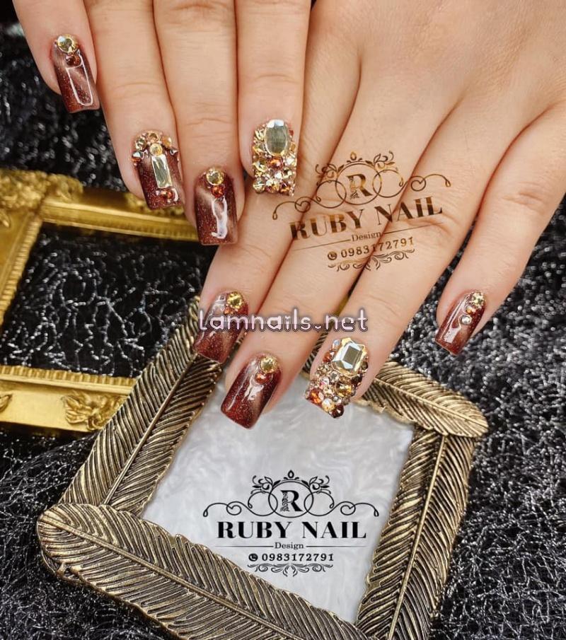 Ruby Nail