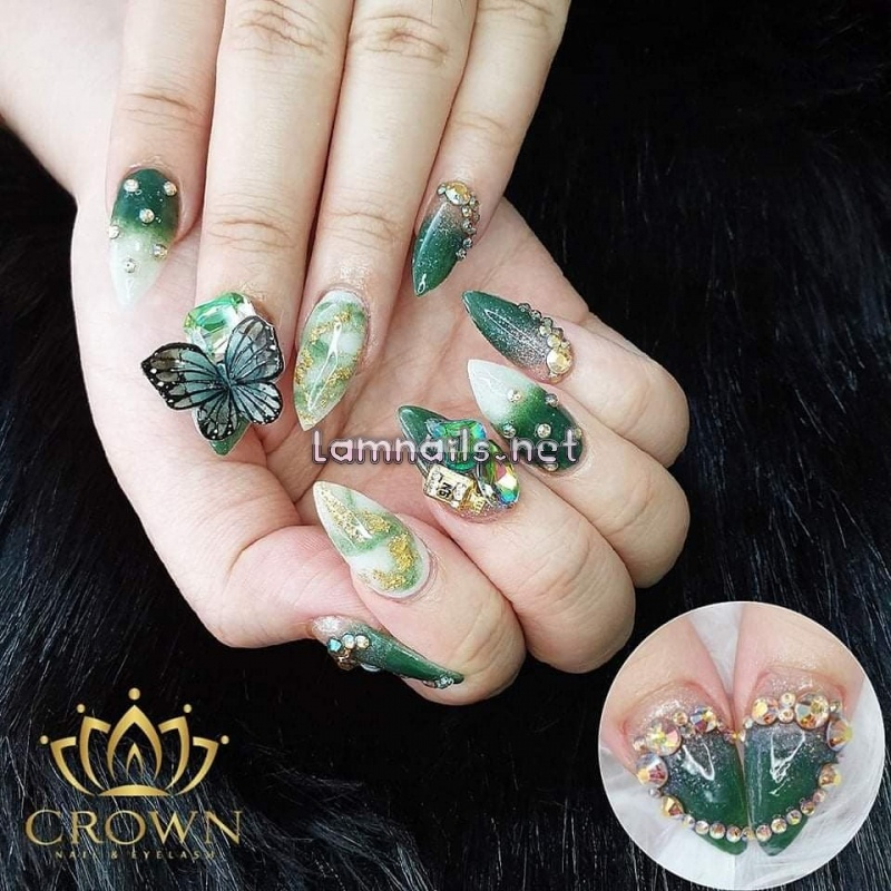 Crown Nail & Eyelash