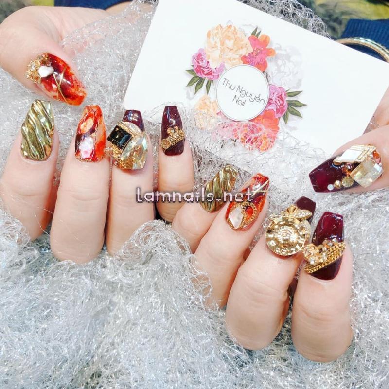 Tiệm Nails Thu Nguyễn