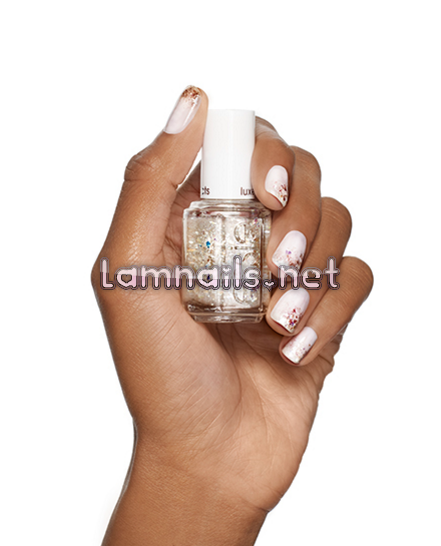 icy-glitter-tips-essie - lamnails.Net