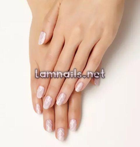 lace-manicure - lamnails.Net