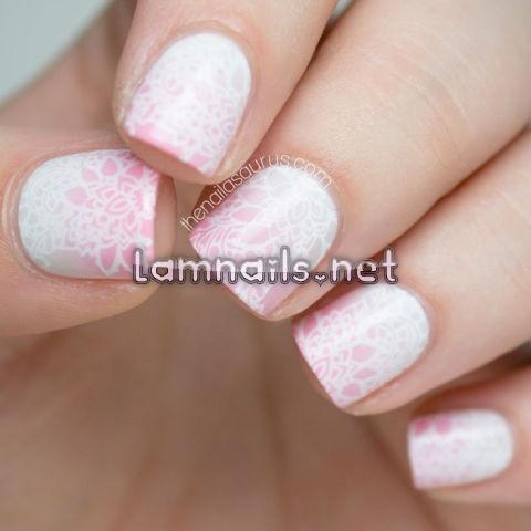 soft-gradient-nail-art - lamnails.Net