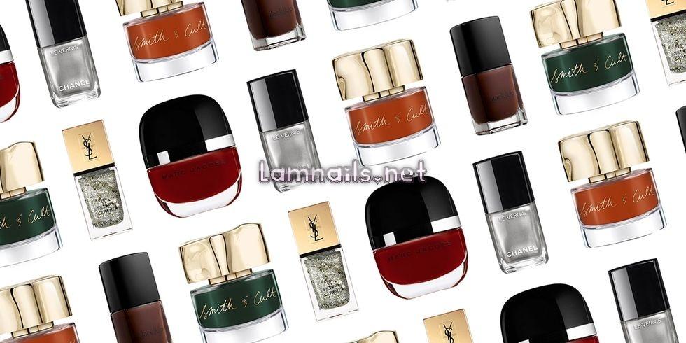 Những gam màu nail đẹp, sang trọng cho mùa đông