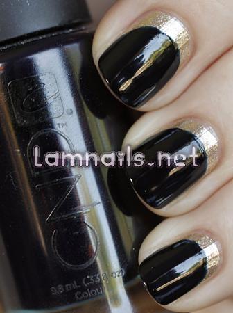reverse-french-manicure_106334 - lamnails.Net