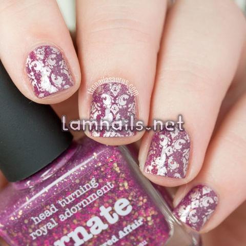 ornate-nails - lamnails.Net