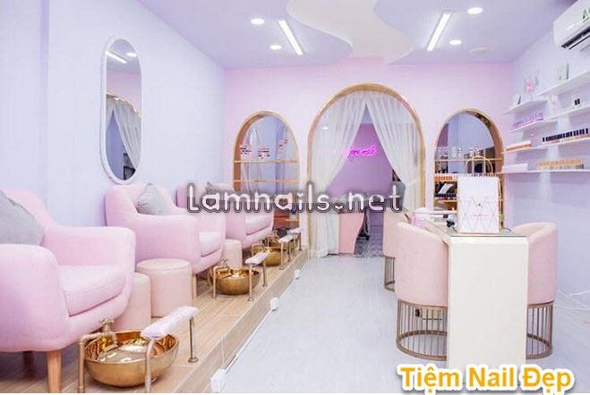 TIệm Nail: Dấu hiệu nhận biết một Salon nail chất lượng, xu hướng nail 2021