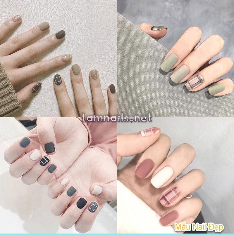 Mẫu Nail Học Sinh: Mẫu nail đẹp đơn giản nhẹ nhàng cho học sinh, xu hướng nail 2021