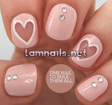 negative_hearts - lamnails.Net