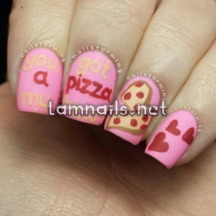 pizza_my_heart - lamnails.Net