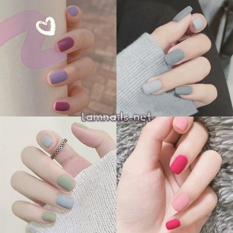 Mẫu nail Đẹp: Top 5+ mẫu nail đơn giản, sang trọng, su hướng nail 2021