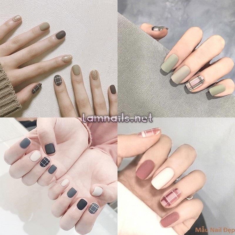 Mẫu nail đơn giản sang trọng, xu hướng nail 2021