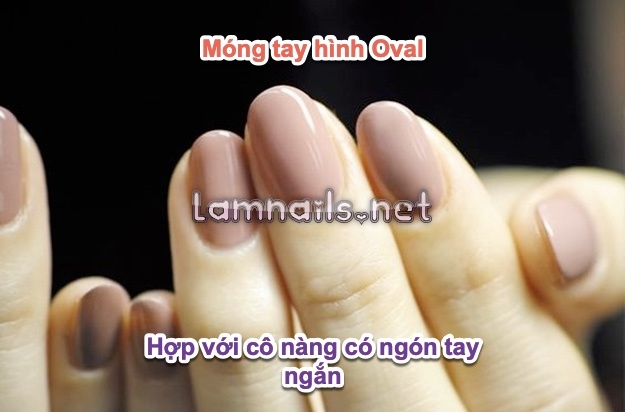 Tư vấn cách chọn kiểu móng tay cho đôi bàn tay nhìn thuôn dài đẹp
