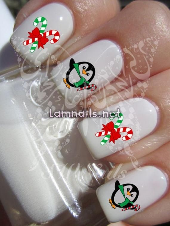 20 mix water decals in different sizes to fit all your nails!Use:1-Trim,clean then paint your nails with the color you want.2- cut out the pattern and plunge it into water for 10 - 20 seconds. (use warm water in winter).3- moisten the fingernails,stick the pattern in the position you like.4- sop up the water with a paper towel and blow dry.5- cap with clear nail polish and blow dry.- you just can use clear nail polish to stick the patterns.Please If you have any issue applying your water decals