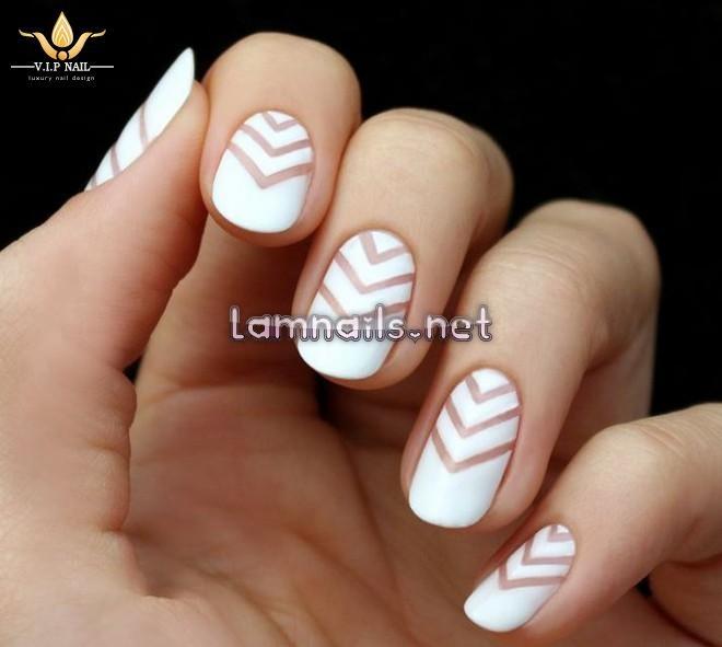Cut-out - Thuật ngữ trong nghề nail