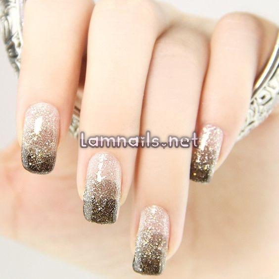Những mẫu nail xinh nhẹ nhàng cho nàng dâu trong ngày cưới