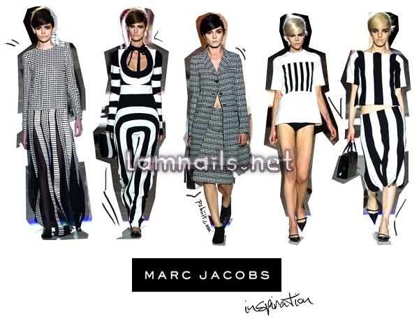 marc-jacob-nail-art-inspiration - lamnails.Net