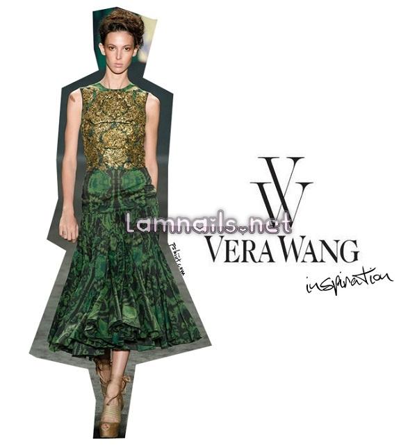 vera-wang-nail-art-inspiration3 - lamnails.Net