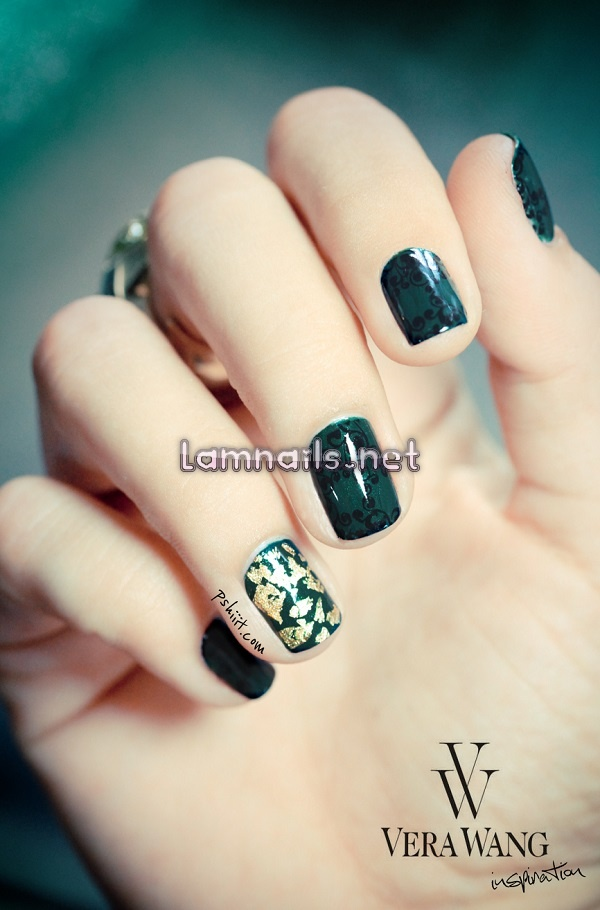 vera-wang-nail-art-inspiration1 - lamnails.Net
