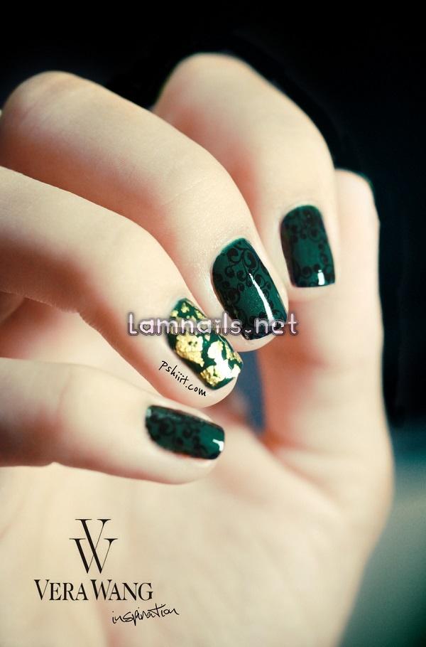 vera-wang-nail-art-inspiration2 - lamnails.Net