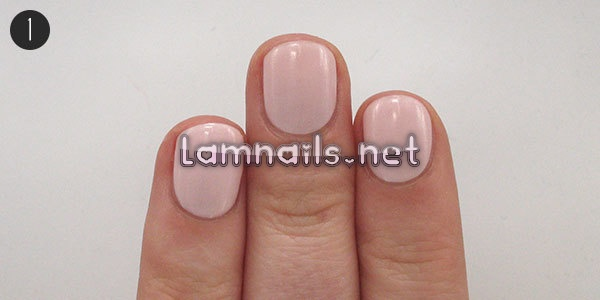 try-simple-striped-valentines-day-nail-art_227559 - lamnails.Net