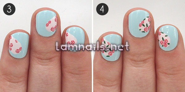 hearts-and-flowers-perfect-valentines-day-nail-art_227512 - lamnails.Net