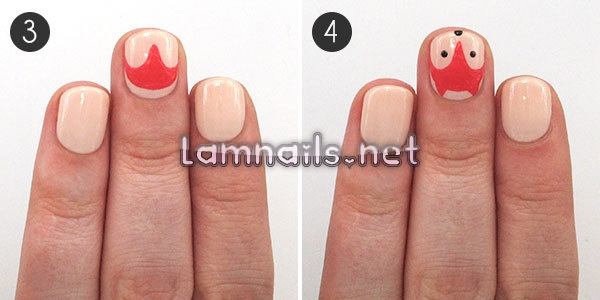 nail-art-tutorial-fantastic-floral-fox_91566 - lamnails.Net