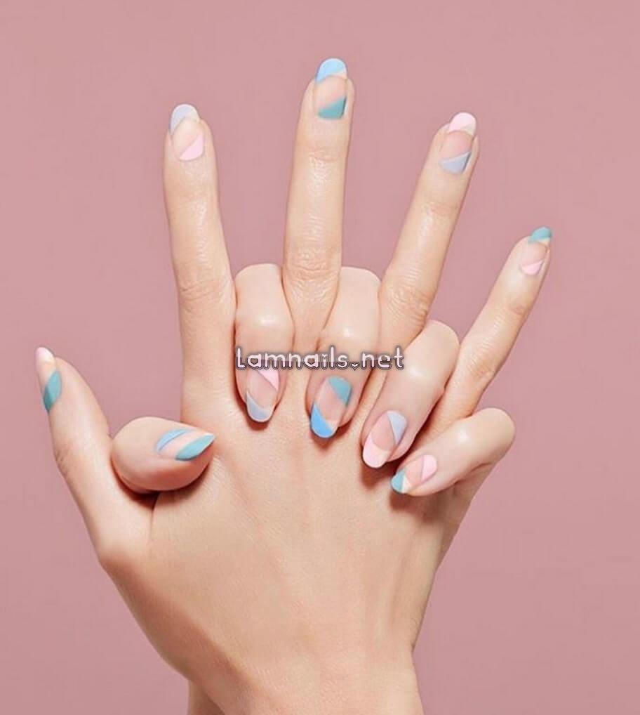 Mách bạn những mẫu nail đẹp đơn giản 2020 thu hút mọi ánh nhìn – Hebe Spa