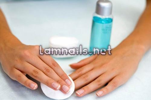 Cách chăm sóc móng tay