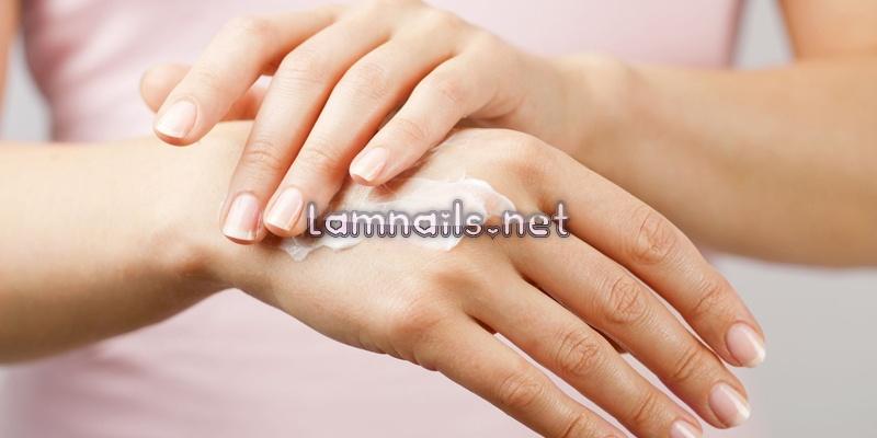 Bảo vệ da tay không bị khô
