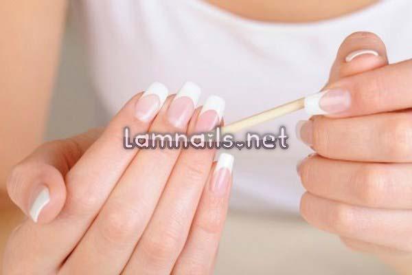 Chăm sóc móng tay khỏe
