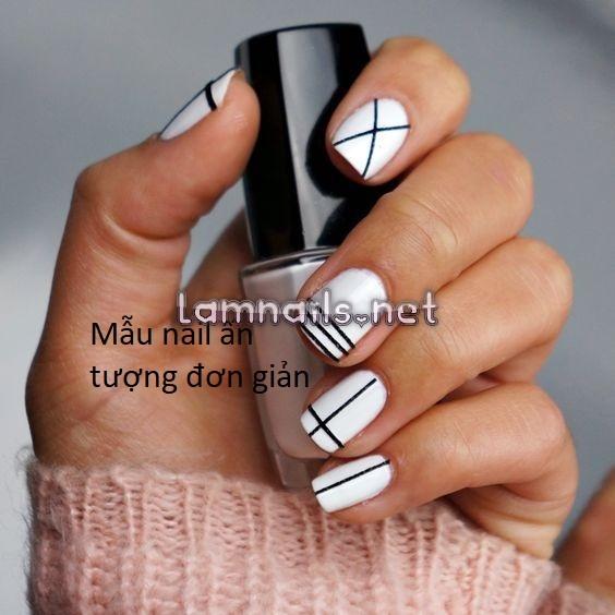 Bạng xếp hạng những mẫu nail đẹp ấn tượng nhất làm các bạn gái tỏa nắng